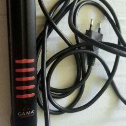 Hair straightener Ga.Ma CP3 Tourmaline
