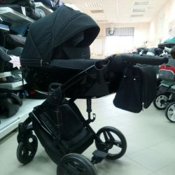 Royal stroller 2 in 1 junama diamond