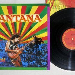SANTANA guitarist records Japanese pr-va ..