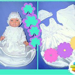 Оригинальный нарядный комплект для девочки