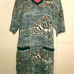 Leopard GEE PLUS dress