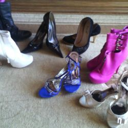 selling women's shoes package excellent condition
