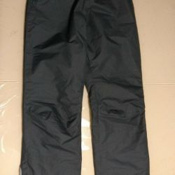 New ski pants