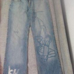 Jeans, size 48