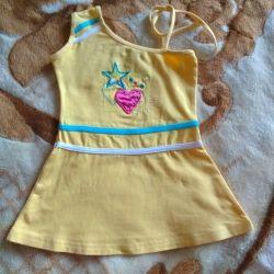 Yazlık yazlık elbise
