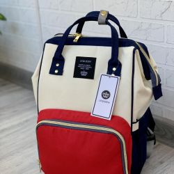 Lequeen Mom & Baby Backpack Bag