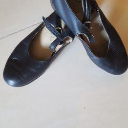 Balo salonu dans ayakkabıları s.29