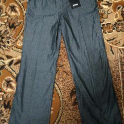 New classic pants.