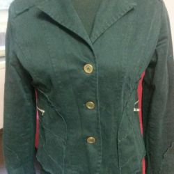 Jacket made of thick cotton 46 r-ra