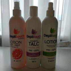 Depilation kit
