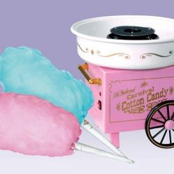 Pamuk Şeker Makinası