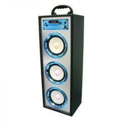 Портативная Bluetooth колонка с FM и MP3