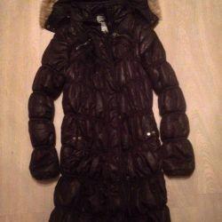 Jachetă de iarnă lungă