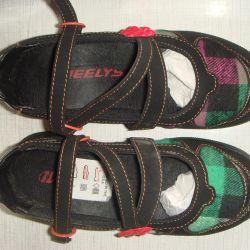 Roller Shoes, Heelys