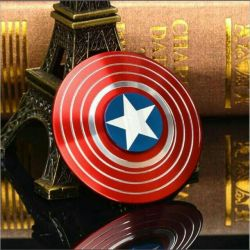 Spinners captain america new