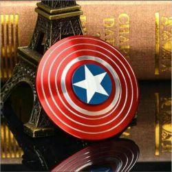 Spinners kaptan amerika yeni