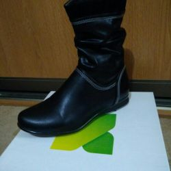 Μισό μπότες θηλυκό