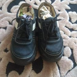 Shoes for the boy