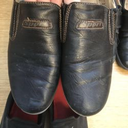 Boots for a boy 35 r