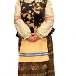 Büyükanne kostümü (kiralık)
