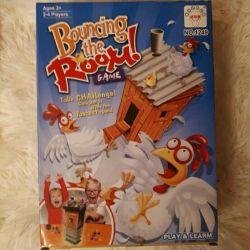 Board game Chicken Run.