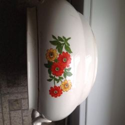 Tureen ZIK from the USSR