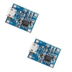 TP4056 1A lithium battery charging module