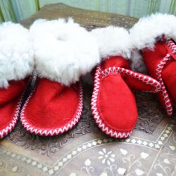 A new set of nat. sheepskin p.23