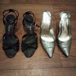Kadın ayakkabı 36 boyutu