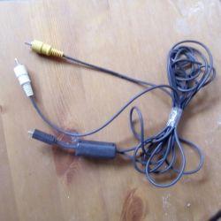 2 camera cables