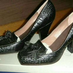Megapolis Leather Shoes p. 39 Germany
