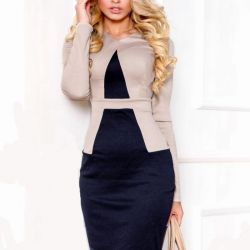 Office sheath dress solution 42