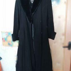 Coat. Beden L.