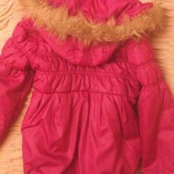 Jachetă Lindex, 128cm