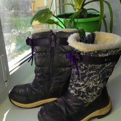? Χειμερινές μπότες Kapika 29 για κορίτσια