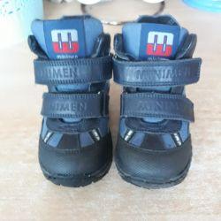 Minimen boots 21 sizes
