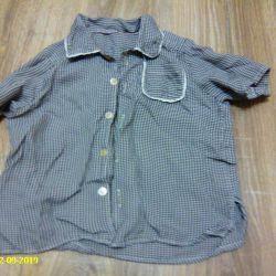 set (shirt and shorts)