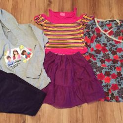 Package of clothes 3.3