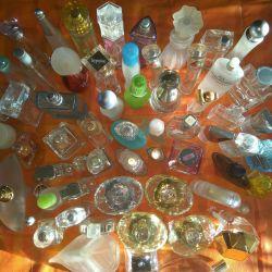 Colecția de sticle
