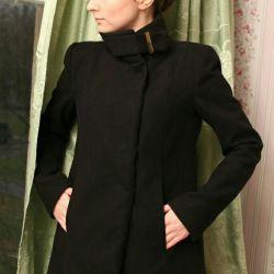 MANGO light overcoat