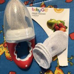 Nibbler BabyGo + replaceable nozzles