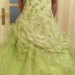 Evening dress for prom England