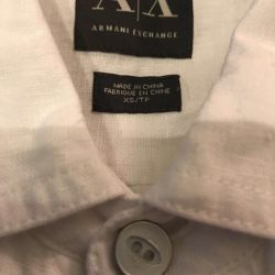 ArmaniExchange Shirt