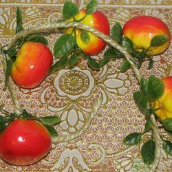 Apple mere roșii