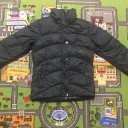 Women's down jacket Reebok