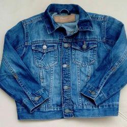Denim jacket, windbreakers