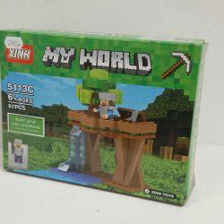 Σχεδιαστής Minecraft. Νέα.