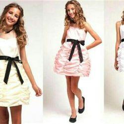 Яркая одежда для девочки 10-12 лет