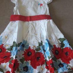 Φόρεμα για ένα κορίτσι, 152rost.