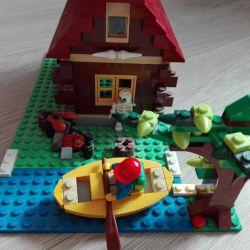 Lego yazlık ev 3'ü 1